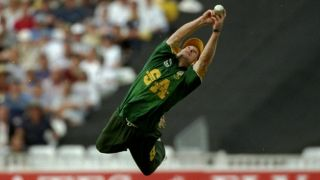 Jonty Rhodes: The first fielding superstar of world cricket